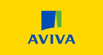 aviva logo, assurance