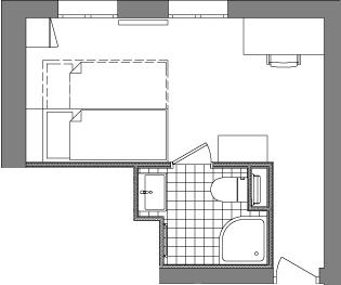 Location chambre 84 etudiants lille ecole for Ecole cuisine lille